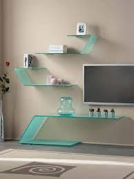 Glass Shelves At Home Depot Product Wine Glass Shelf, Glass Shelf Brackets, Glass Shelves In Bathroom, Floating Glass Shelves, Vanity Shelves, Shower Shelves, Shelves In Bedroom, Hallway Furniture, Glass Furniture