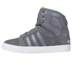 Adidas Neo Bbneo Hi Top Ortholite