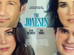 the joneses | a clumsy critique of consumerism, the intent is so obvious that the characters become forced, a display of hollywood disorder