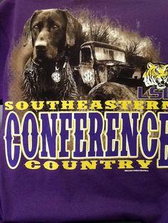 LSU T-Shirt