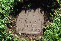 Lena <i>Styer</i> Marsh