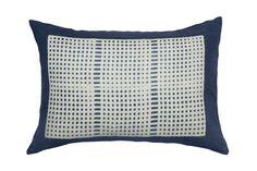 Wide Weave Pillow design by Sir/Madam