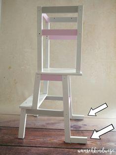 Kippsicherung für den IKEA Learning Tower