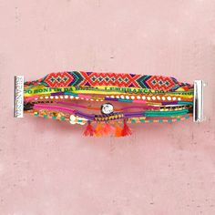 I want all these Hipanema bracelets! -- Massilia Bracelet