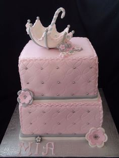 A great idea for a baby shower cake. Visit Beauty.com to get the Mommy-to-be some great gifts.