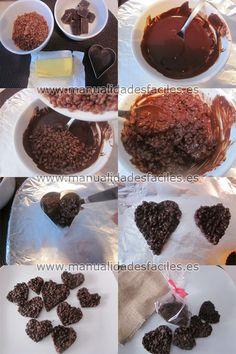 San Valentine sweets #valentine #sweets #chocolate
