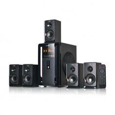 Befree Sound Channel Surround Sound Bluetooth Speaker System In Blac Bluetooth Surround Sound Speakers, Bookshelf Speaker Stands, Home Theater Speaker System, Multimedia Speakers, Channel, Audio, Black Tv, Surround Sound Systems, Home Theaters