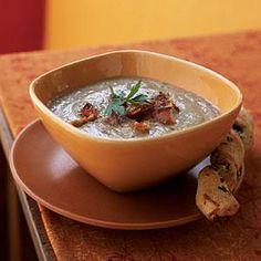 Creamy Lentil Soup   MyRecipes.com