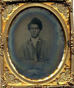 (c.1850) Young Black Man