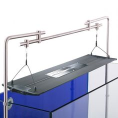 Aquarium LED lighting Bracket - side tank mount  sc 1 st  Pinterest & DIY Aquarium Canopy Lighting | Rep: | pets | Pinterest | Marine ...