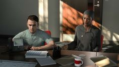 FIFA 17 The Journey Alex Hunter Manager's Office