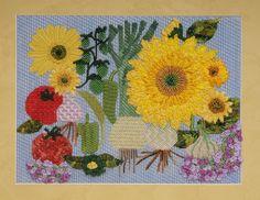 BB 57 Sunflowers & Leeks