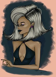 Illustration by Stefannia