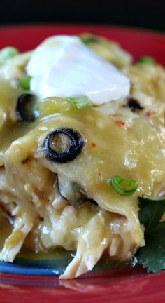 Spicy Green Chili Ch
