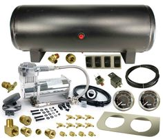 We now have stock of universal air management kits! For Scion. BB, and Lexus LS400! Kits range from 90-145k! PM us for questions. This is a FBSS kit. - August 29, 2013 #carpornracing #airsuspension #universalair #fbss #scion #bb #lexus #ls400