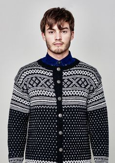 Ravelry: 42 Norske Kofter fra Lindesnes til Nordkapp - patterns Norwegian Men, Fair Isle Chart, Stockinette, Knit Patterns, Knitwear, Shirt Dress, Men Sweater, Sweaters, Cardigans