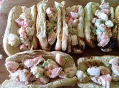 Easy Summer Meal: Shrimp Rolls