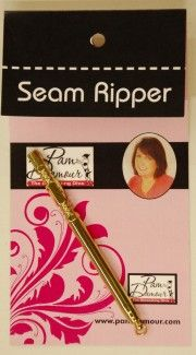 Notions :: Seam Ripper -