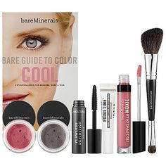 bareMinerals - Bare Guide To Color - Cool -  #sephora