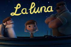 """""""La Luna"""" Uma animação da Pixar que te fará refletir!"""