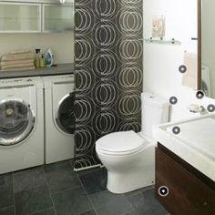 17 best Bathroom laundry room combo images on Pinterest Bathroom