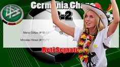 Germania Ghana 2-2 Klose Gol Salva - Tabellino Mondiali 2014