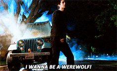Dylan O´Brien - #Teen Wolf #Season5A Gag Reel gif