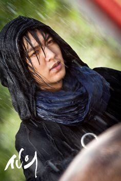 Faith, The Great Doctor ♥ Lee Min Ho as Choi Young ♥ #Kdrama 2012