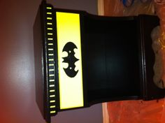 David's Batman room. - Boys' Room Designs - Decorating Ideas - HGTV Rate My Space