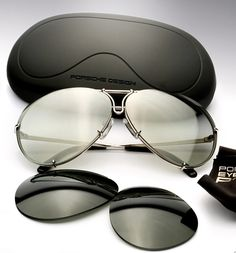0ed10518cdd3 Porsche Design P 8478 Aviators Oakley Glasses