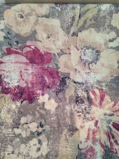 Kate's favourite Warwick Renaissance fabric.: Two Seater Couch, Renaissance, Fabric Design, Print Patterns, The Originals, Floral, Painting, Beautiful, Art