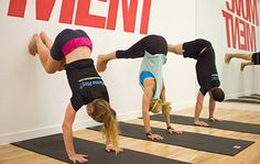 How To Do a Handstand in 7 Easy Steps - Blood, Sweat & Cheers