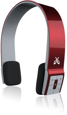 Gadget I want: Jay Bird Sportsband bluetooth headphones. Can take calls with iPhone and can order adapter for other devices