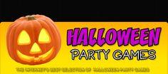 Kids Halloween Party Games interesting