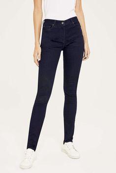 Skinny Mid Rise Jean Black Skinnies, Black Jeans, Tall Jeans, Long Tall Sally, Skinny Jeans, Legs, Pants, Shopping, Fashion