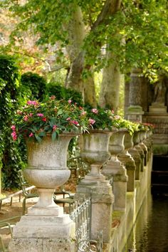 "lilyadoreparis: "" Le Jardin du Luxembourg, Paris. Luxembourg garden. """
