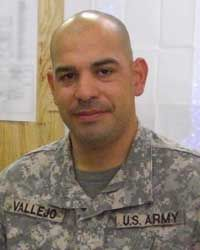 Army Capt. Roberto Vallejo II  Died September 17, 2008 Serving During Operation Iraqi Freedom  28, of Richland Hills, Texas; assigned to the 2nd Battalion, 149th Aviation Regiment, 36th Combat Aviation Brigade, Texas Army National Guard, Grand Prairie, Texas; died Sept. 17 when the CH-47 Chinook helicopter he was in went down in the vicinity of Tallil, Iraq.