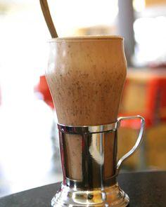 Shake nutritivo de chia: 170 calorias