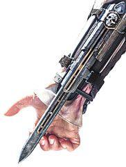 Rękawica+rycerska+z+chowany+sztyletem+Assassin's+Creed+Pirate++–+USD+$+29.99