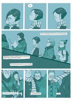 La obra Náufragos, de Laura Pérez (ilustración) y Pablo Monforte (guion), ha ganado el IX Premio Fnac Salamandra Graphic.