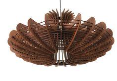 BIG JELLYFISH_ pendant light wooden lamp pendant lighting