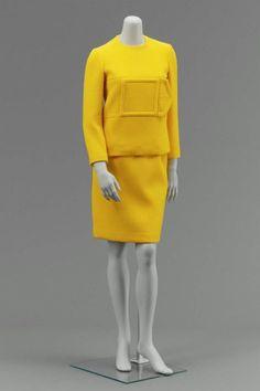 Suit    Geoffrey Beene, 1967
