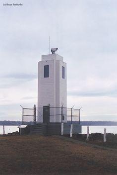 Browns Point Lighthouse  Tacoma, Washington - 1933