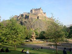 West Princes Street Gardens in Edinburgh, Edinburgh