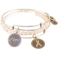 Very nice for Breast Cancer Awareness - Alex & Ani