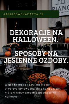 dekoracje domu nie tylko na halloween