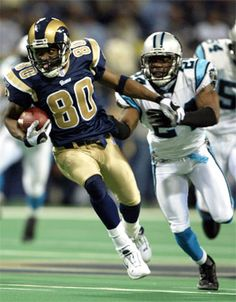 Isaac Bruce. The Bruce is Loose! Nfl Football Players 2dafcc634