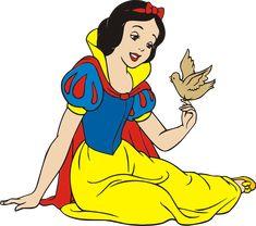 Walt Disney Princesses, Disney Princess Drawings, Disney Characters, Snow White Photos, Disney Printables, Party Printables, Photoshop, Art Party, Clip Art
