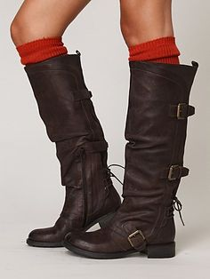 Still searching for a really kick-ass pair of boots. These  Mari boots by Boutique 9 are pretty damn close.