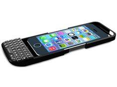 A Physical Keyboard for the iPhone